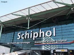 aeroporto amsterdã 1